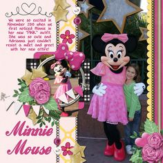 Minnie - Page 24 - MouseScrappers.com