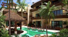 305 Zama Gardens #305 Tulum Mexico | Hilton Hyland