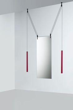 Mirror Palanco by @glasitalia | #designbest #mdw15, salone del mobile milano 2015 |