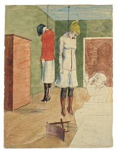 Magic Realism: Art in Weimar Germany Magic Realism, Realism Art, Degenerate Art, Figurative Kunst, Berlin, Sad Art, Vintage Artwork, Portrait Art, Portraits