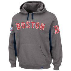 Men's New England Patriots '47 Gray/Navy Coverage Quarter-Zip Brushed Fleece Jacket