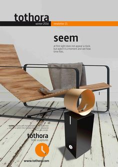 #Seem from #Twistcollection by #Tothora #timeSculptures