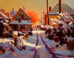 Favorite Landscape Paintings and or Artist - WetCanvas