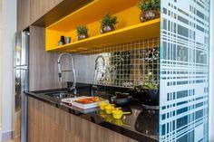 Amei essa cozinha ! Foto da revista minha casa :)