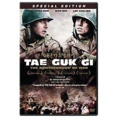 Tae Guk Gi - The Brotherhood of War a Classic War Movie.. Saving Private Ryan every bit as good...