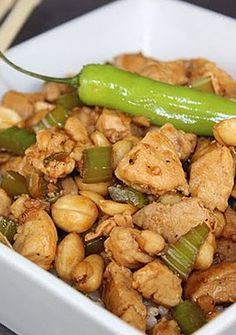 """10 healthy Chinese recipes that """"take out"""" the calories!"""