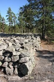 The Bronze Age cairn cemetery of Sammallahdenmäki in Lappi village (Rauma) was the first Finnish archaeological site to be included in the UNESCO World Heritage List in December 1999. Sammallahdenmäki was chosen to the list as the finest Western Bronze Age site in Finland and Scandinavia.