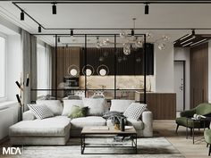 VINHOMES APARTMENT INTERIOR on Behance
