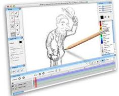 best cartoon drawing software for mac