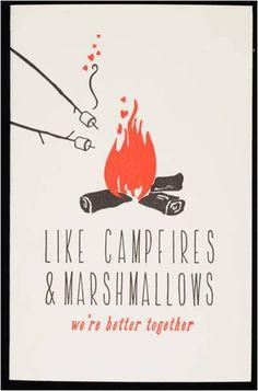 campfires & marshmallows Camping Theme, Camping Life, Campfire Drawing, Posca Marker, Campfire Marshmallows, Classroom Themes, Future Classroom, Pow Wow, Caravan