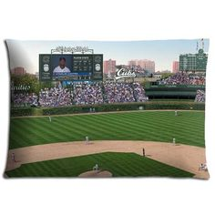 20x30inch 50x76cm bench pillow cases Cotton * Polyester Durable stain resistant MLB baseball logo