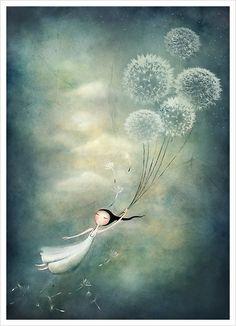 Amanda Cass - Away with the fairies