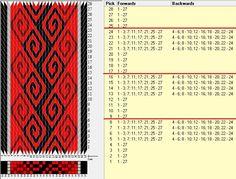 """""""Arciano"""" 27 tarjetas, 4 colores, repite cada 8 movimientos // sed_997 diseñado en GTT༺❁"""