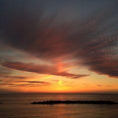 #niijima #sunset #新島 #夕陽 by yusukelephant http://ift.tt/1cVzbYg from Instagram!!
