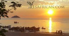 Sunrise, Senga Bay