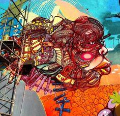 Don Rimx street art