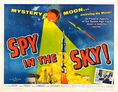 Spy in the Sky! (1958, UK / USA)