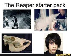 overwatch, reaper, starterpack