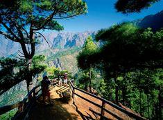 Caldera de Taburiente. La Palma
