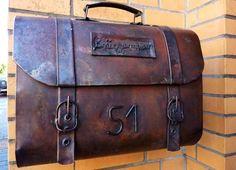 School bag mailbox