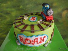 Thomas cake/taart