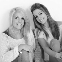 Mother and Daughter Makeover and Photoshoot at debenhams.com