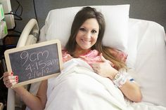 Packing Your Hospital Bag by Mallory from Charming in Charlotte - Sparkling Footsteps ((I like the idea of the chalkboard saying how dilated, what time, etc :):). Birth Pictures, Birth Photos, Newborn Pictures, Baby Photos, Newborn Pics, Newborn Care, Family Pictures, Delivery Room Photos, Delivery Pictures