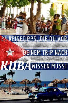 Meine besten Tipps für deinen perfekten Kubatrip. #kuba #reisen #reisetipps #havana #urlaub #karibik