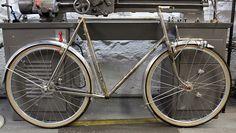 """Bishop Bikes - """"Ahmet's rando"""". Please don't send it to paint, looks so nice as is!!!"""