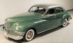 1947 Packard Super Clipper Touring Sedan