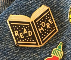 A pin for when you need a simple declaration.
