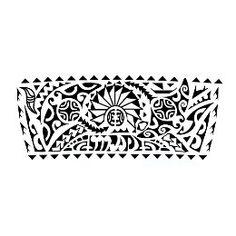 M+A+D family armband tattoo