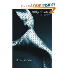 Book 1 of 3 - 50 Shades of Grey - A MUST read. Described as the ADULT version of Twighlight. Hot, sensual, steamy reading going viral.
