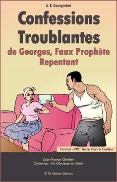 Gumroad - Confessions Troublantes de Georges (Illustré couleur)