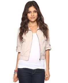 Buckle Tab Utility Jacket | FOREVER21 - 2000037928