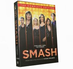 Smash Seasons 1-2, discount Smash Seasons 1-2 DVD hot sale on site with sum of US$39.99, buying Smash Seasons 1-2 DVD Box Set with best way shipping fee fast delivery to world wide for all clients.
