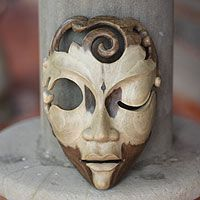 Wink at Me from @NOVICA, They help #artisans succeed worldwide.