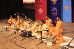 Band Antardrishti performs at Samarth 2014