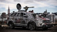 Top 5 best zombie apocalypse survival vehicles | Digital Trends