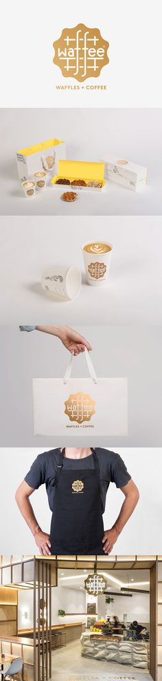 Waffee by A Friend of Mine Design Studio