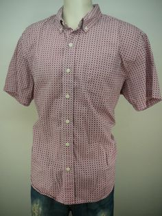 SECOND IMAGE shirt - L - Free Shipping  surf wear casual button up front SS #SecondImage #ButtonFront