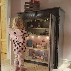 maileg | Finabarnsaker - Inspiration för barn och familj Baby Bedroom, Girls Bedroom, Toddler Rooms, Kidsroom, Kid Beds, Girl Room, Kids And Parenting, Decoration, Room Inspiration