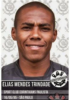 BLOG DO TERCEIRO TEMPO   FUTEBOL AO VIVO: Corinthians acerta retorno de Elias