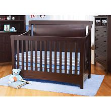 Babies R Us Adele 4in1 Convertible Crib  Caffe