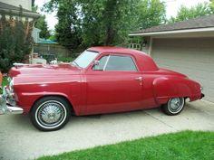 '48 Studebaker Champion Coupe