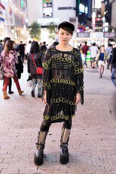 U-kun  | 27 October 2013 | #Fashion #Harajuku (原宿) #Shibuya (渋谷) #Tokyo (東京) #Japan (日本)