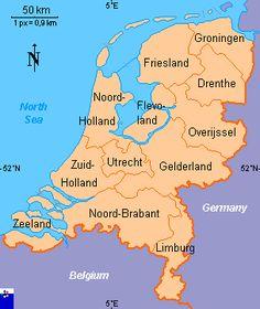 NETHERLANDS Archive inks