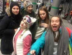 Funny girls SKAM
