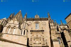 Ver y Conocer Extremadura - Foto - Trasera de la Catedral (892398)