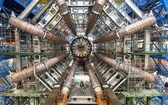 CERN Boffins faulty wire shock.  Maybe those creationists have a point...